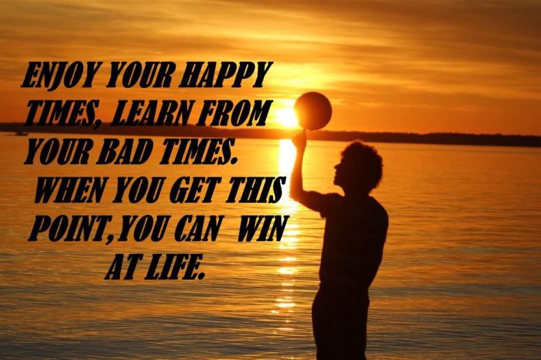 LIFE IS A PLEASURE
