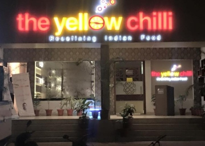 yellow chili